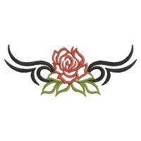 Tribal Roses