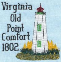 Atlantic Coast Lighthouse Blocks