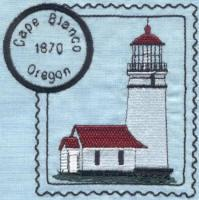 Oregon Lighthouse Stamps