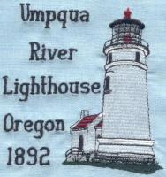 Oregon Light House Quilt Blocks