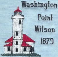Washington Lighthouse Blocks