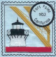 Northern California Stamps
