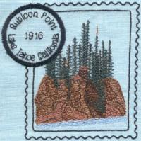 Misc California Stamps