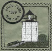 New York Set 1 Stamps
