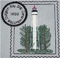 Wisconsin Set 2 Stamps