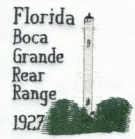 Georgia And Florida Lighthouse Blocks