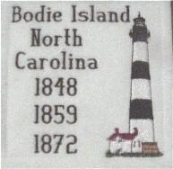 The Carolinas Lighthouse Blocks