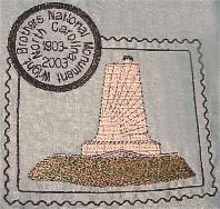 The Carolina Lighthouse Stamps