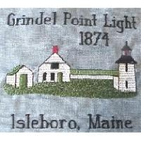 Maine Lighthouse Blocks