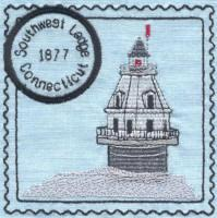 Connecticut Delaware Lighthouse Stamps