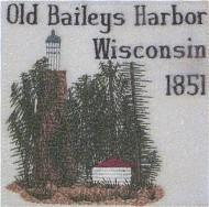 Wisconsin Lighthouse Blocks