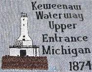 Michigan 3 Lighthouse Blocks