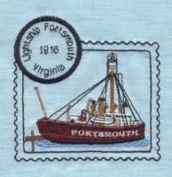 Atlantic Lighthouse Stamps 2