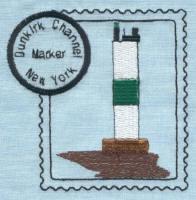 NHV Lighthouse Stamps
