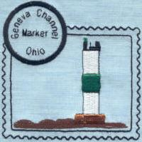 Great Lakes 2 Lighthouse Stamps
