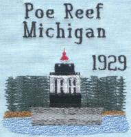 Great Lakes 4 Lighthouse Blocks
