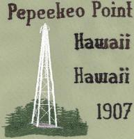 Hawaii Lighthouse Blocks