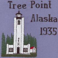 Alaska Lighthouse Blocks