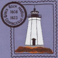 Connecticut Lighthouse stamps