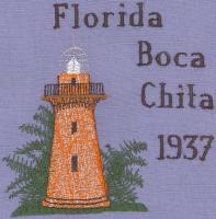 Florida 2 Lighthouse Blocks