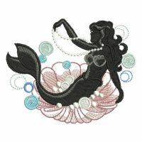 Mermaid Silhouettes
