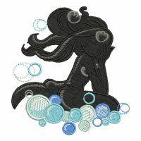 Mermaid Silhouettes