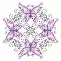 Butterfly Fancy Blocks