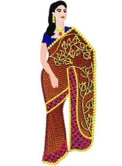 Indian Saree Singles