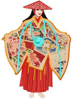 Japanese Applique Singles