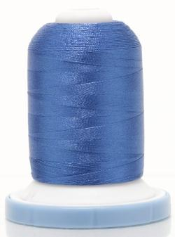 Premium Polyester Singles - Blues and Aquas