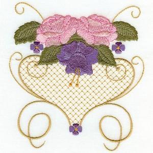 Victorian Florals 1