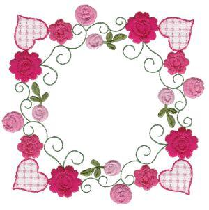 Antique Roses Combined Set 1 Large -3