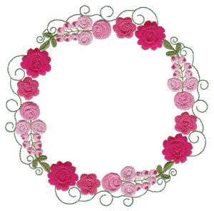 Antique Roses Combined Set 1 Large -4