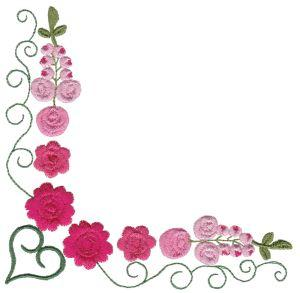 Antique Roses Combined Set 1 Large -14