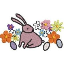 BLOOMS AND BUNNIES