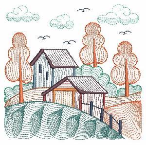 Country Farmhouse 2