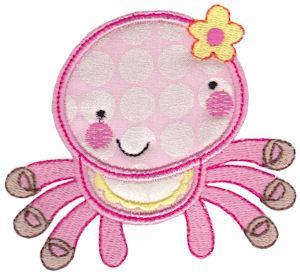 723 Cuddle Bug Applique