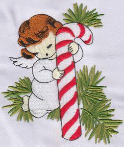 CHRISTMAS ANGELS VINTAGE