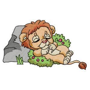 SLEEPY TIME LIONS