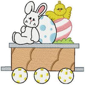 CSC184AA-Easter Train