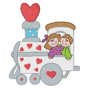 CSC184BB-In Love Train