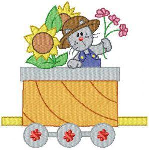CSC184DD-Springtime Train