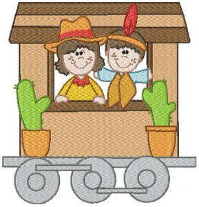CSC184FF-Western Train