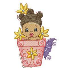 FLOWER POT GIRLS A