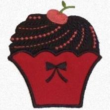 Little Cupcake Applique