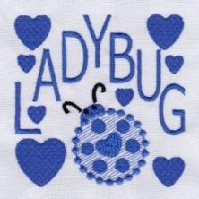 Charming Ladybugs