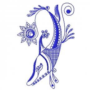 Decorative Dolphins
