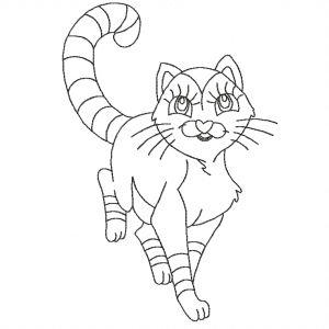 Outline Cats