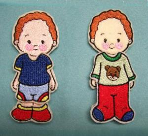 Mark Paper Doll-3