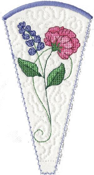 Spring Bouquet Bowl-4